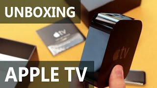 UNBOXING: APPLE TV (2015)