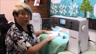 Bernina Hand-Look Quilting Stitches