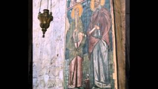 Монастырь Креста. Иерусалим. 2013 г.(Грузинский монастырь Креста, ставший за долги греческим, находится на окраине Иерусалима. Найти его просто,..., 2013-04-08T07:53:59.000Z)