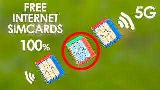 FREE INTERNET on any SIM card 100% work😍😍