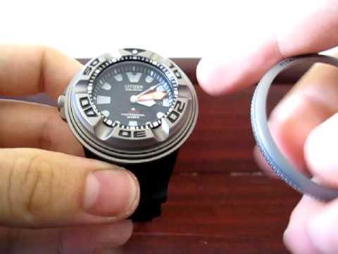a92fb36c5f6 Citizen Promaster 300m Prof. Diver s (BJ8049-07ET)