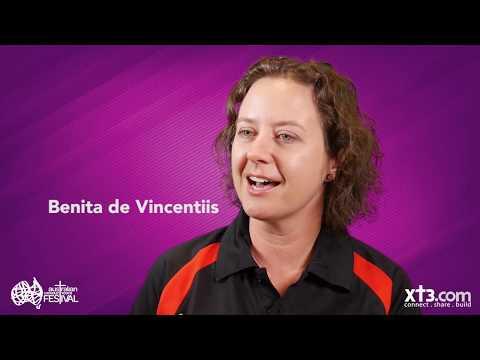 #ACYF15 Benita de Vincentiis on journeying with Aboriginal and Torres Strait Islander people
