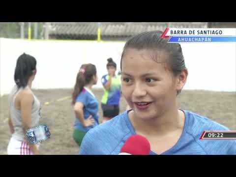 Selección de fútbol playa femenino