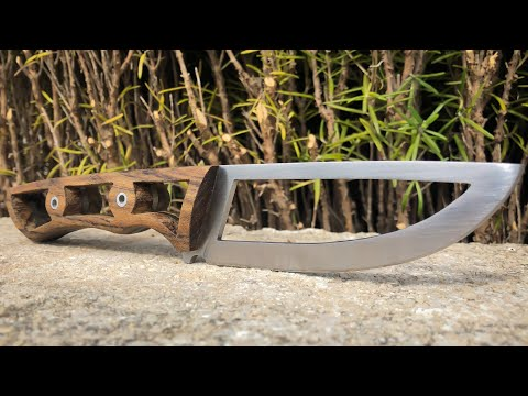 Knifemaking: Skeleton Knife