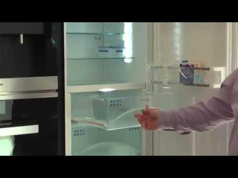 Холодильник Liebherr ICBN 3366 с автоматическим льдогенератором