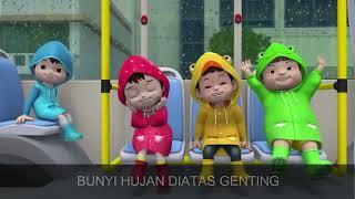 Lagu Anak Indonesia : Tik Tik Bunyi Hujan
