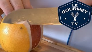 Chef Tip - H๐w to Peel and Segment a Grapefruit