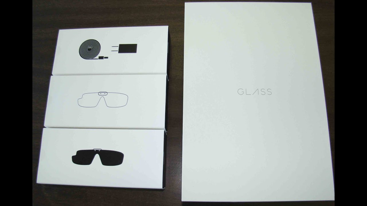 aac4f7485 عملية فتح صندوق لنظارات قوقل Google Glass - YouTube