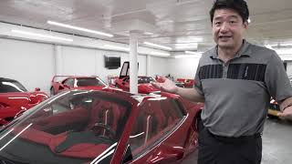 This 488 Pista Spider is the new addition to my stable I Ferrari Collector David Lee [PART 1]