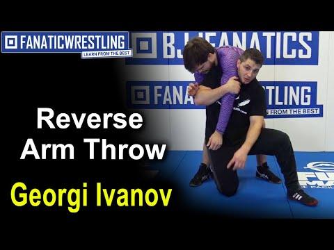 Reverse Arm Throw By Georgi Ivanov Wrestling Basics