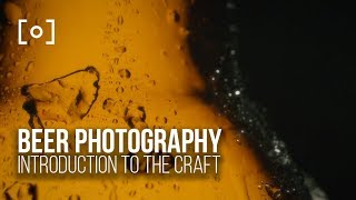 Introduction to Beer Photography & Retouching Tutorial | PRO EDU