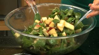 How To Make Al Fresco Sweet Apple Chicken Sausage Waldorf Salad
