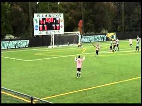 2012 WilmU Men's Soccer Top 10 Goals - YouTube
