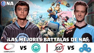 CRL Norteamérica: 100 Thieves v. Cloud9 | Complexity v. Immortals