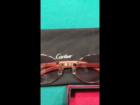 Cartier Sunglasses Review from Everydesigner.ru
