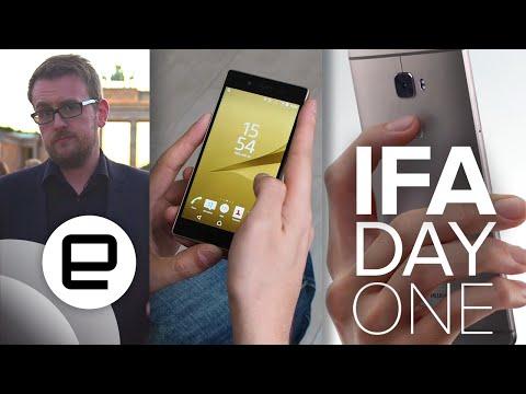 IFA 2015 Recap: Day One