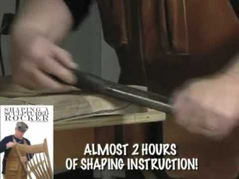 Shaping a Sculptured Rocker with Charles Brock
