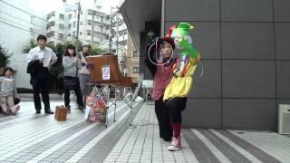 Repeat youtube video じっきぃ パントマイムREMIXバージョン『人形リング』
