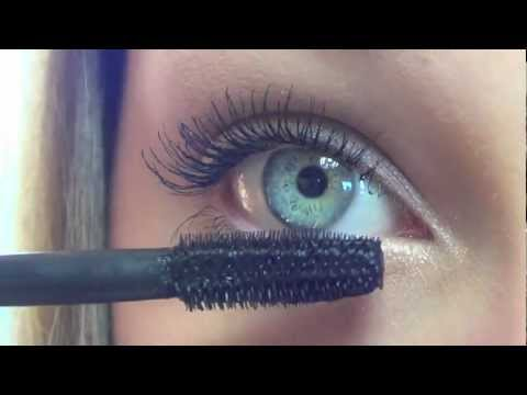 how to get beautiful eyelashes naturally