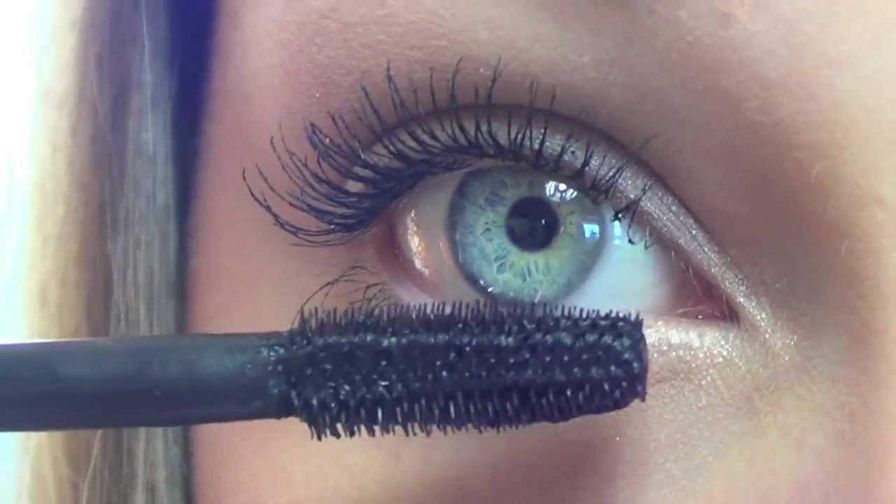 how to train your eyelashes