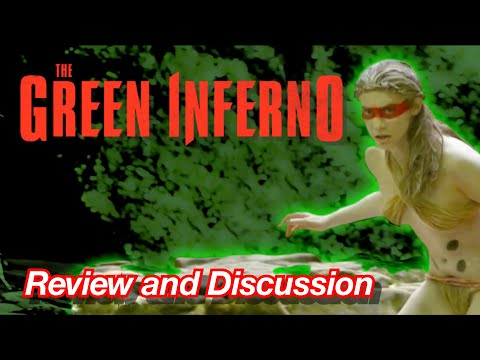 The Green Inferno | Review of survival horror