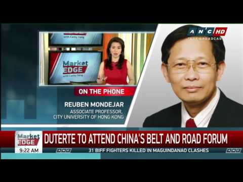 Duterte can press China on pledges in 'Belt and Road' forum: analyst