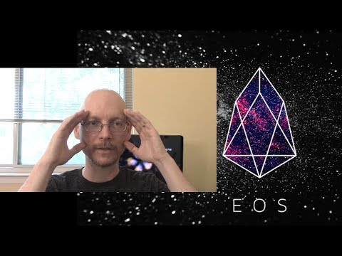 Remote Viewing the Future of Crypto EOS, Price Spike/Drop?