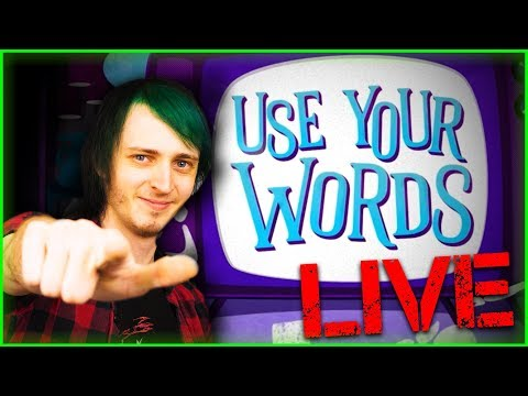 SHENANIGANS FROM THE SHORES | USE YOUR WORDS LIVE | DAGames