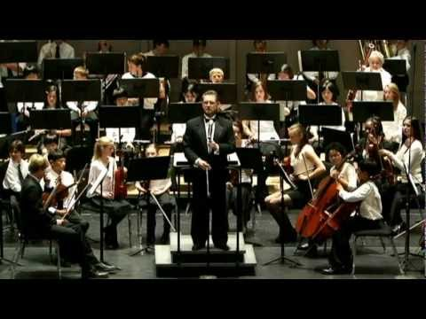 Emperor Waltz - Junior Youth Orchestra of Youth Music Monterey County