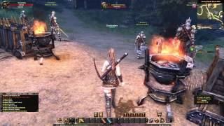 Archlord 2 gameplay part 1 1080p HD 60fps