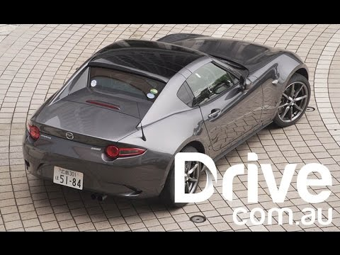2017 Mazda MX-5 RF Review | Drive.com.au