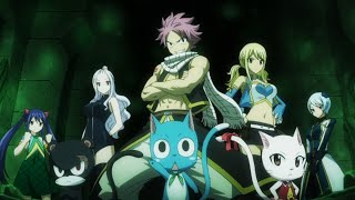 Repeat youtube video Fairy Tail Opening #15 - Masayume Chasing HD (Eng Dubbed).