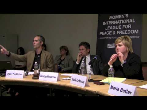"""Investing in Women for Peace: Women's Participation and Security in Ukraine"""