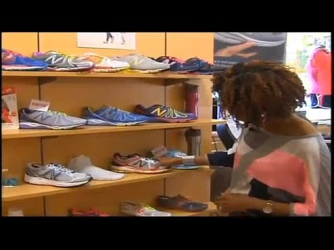 New Balance: Proper Shoe Fitting
