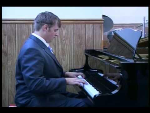 Amazing Piano Solo - 16 year old Joshua Haley - It...