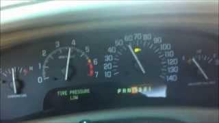 2000 Buick Park Avenue 0-60