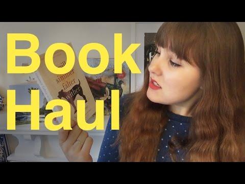 A Bookish Book Haul   October 2015
