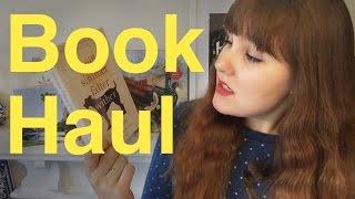 A Bookish Book Haul | October 2015