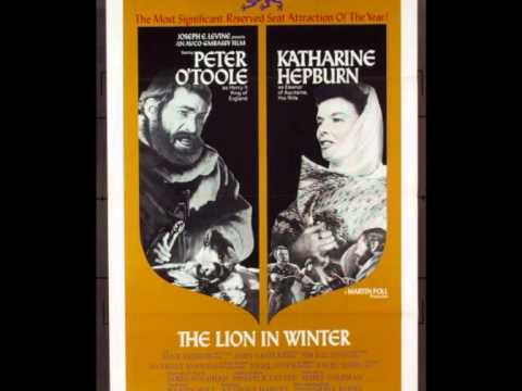 John Barry - The Lion in Winter (the second of the two arrangements with Alan Haven)