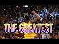 "Kobe Bryant Mix ""The Greatest"" - Rod Wave (NBA Tribute Mix)"