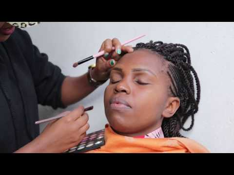 Pio & Spikes  Namibian and Kenyan Wedding in Nairobi