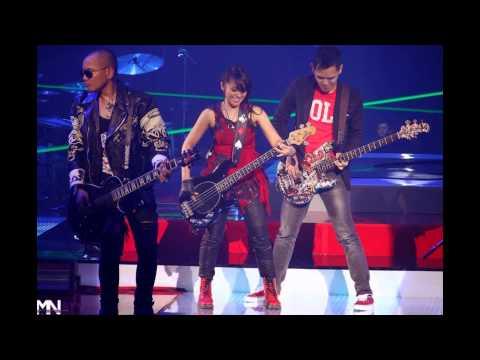 Konser Kotak Energi Rock Never Dies feat Bondan Prakosa