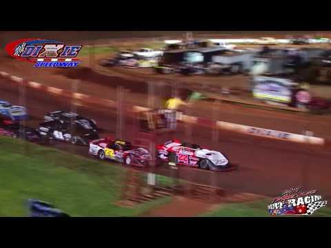 Sportsman Feature @ Dixie Speedway (7-28-18)