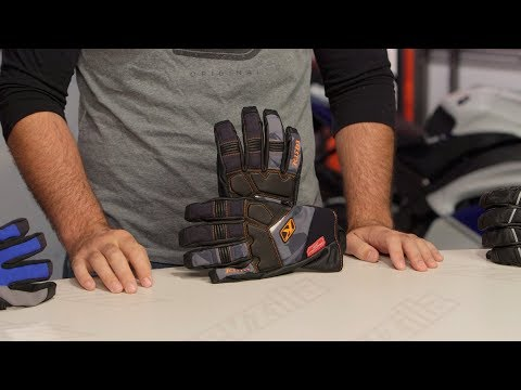 Klim Snow Gloves Review At RevZilla.com