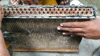 How to flush Car Radiator  how to clean radiator Full