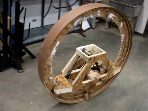 wood c and c machine