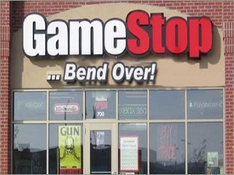 Game Stop is Ripping You Off