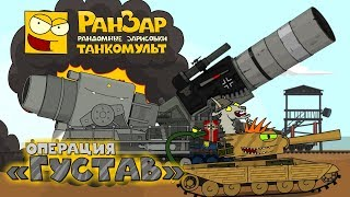 Tanktoon Operation Gustav RanZar