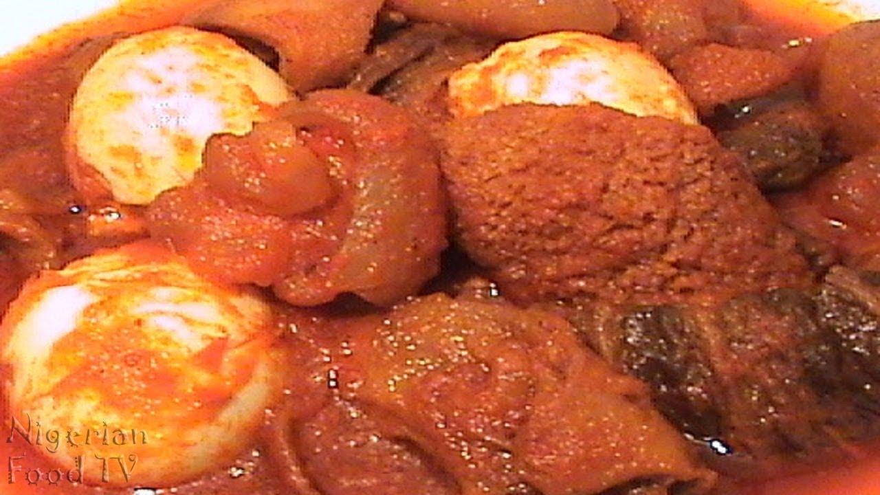 Obe ata dindin buka stew nigerian fried pepper stew nigerian obe ata dindin buka stew nigerian fried pepper stew nigerian food recipes youtube forumfinder Images