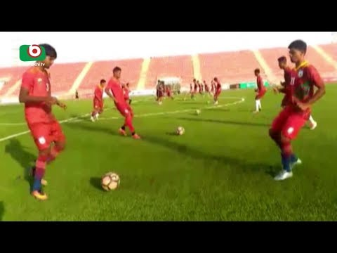 Under 19 Football BD Vs Tajikistan  Preview | Sumon | 31Oct17